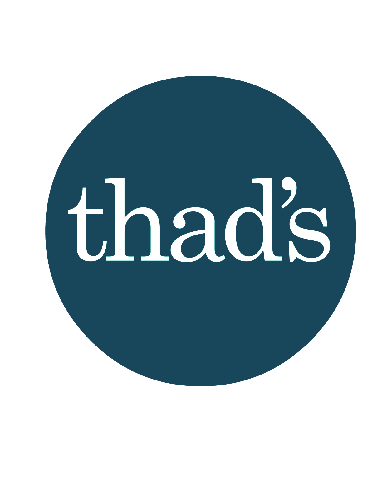 Thad's Leadership Transition Letters
